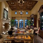 Eclectic Living Room - Colleen Pawling Interior Design