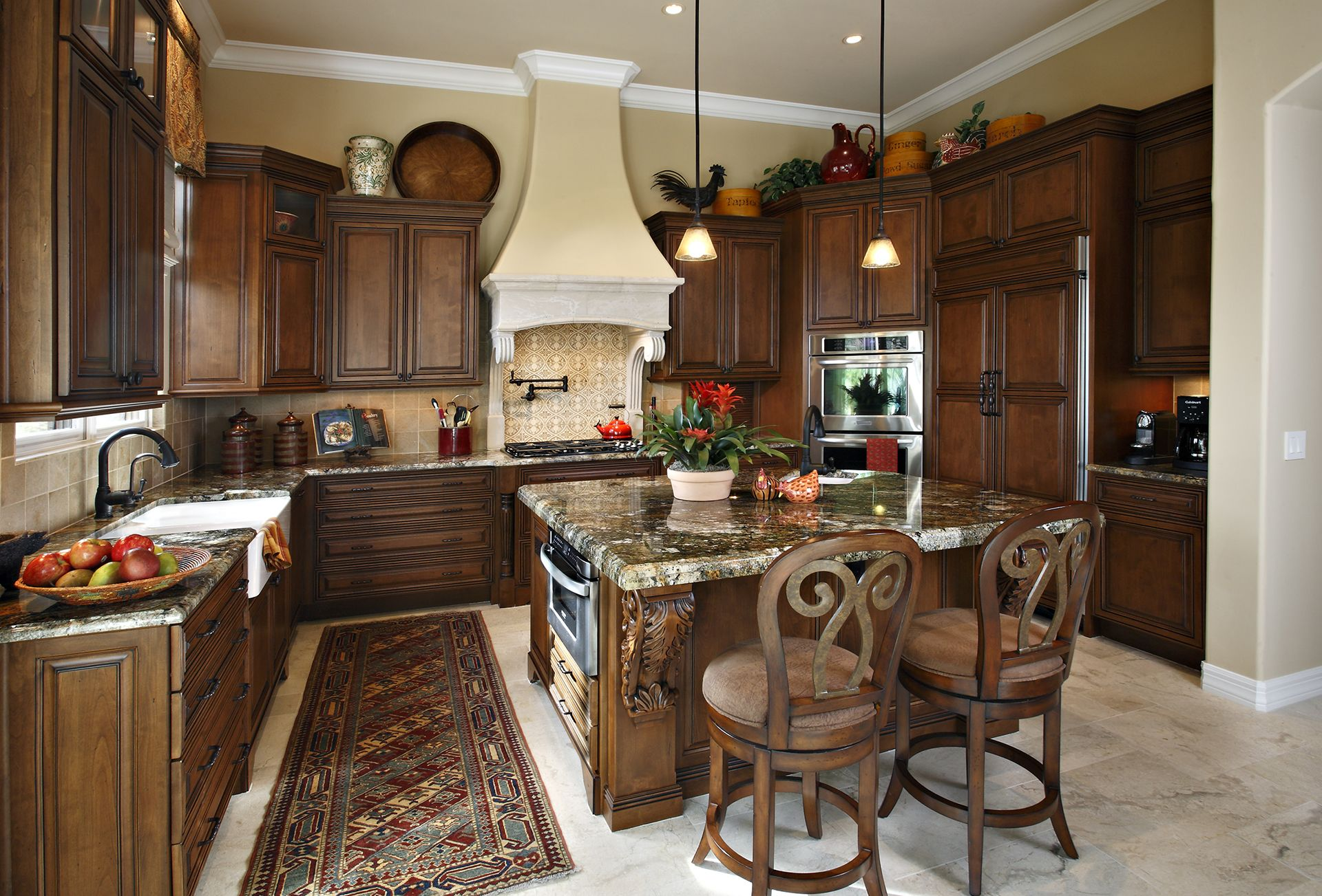 Kitchen - Colleen Pawling Interior Design