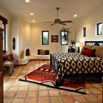 Southwestern Master Bedroom - Colleen Pawling Interior Design