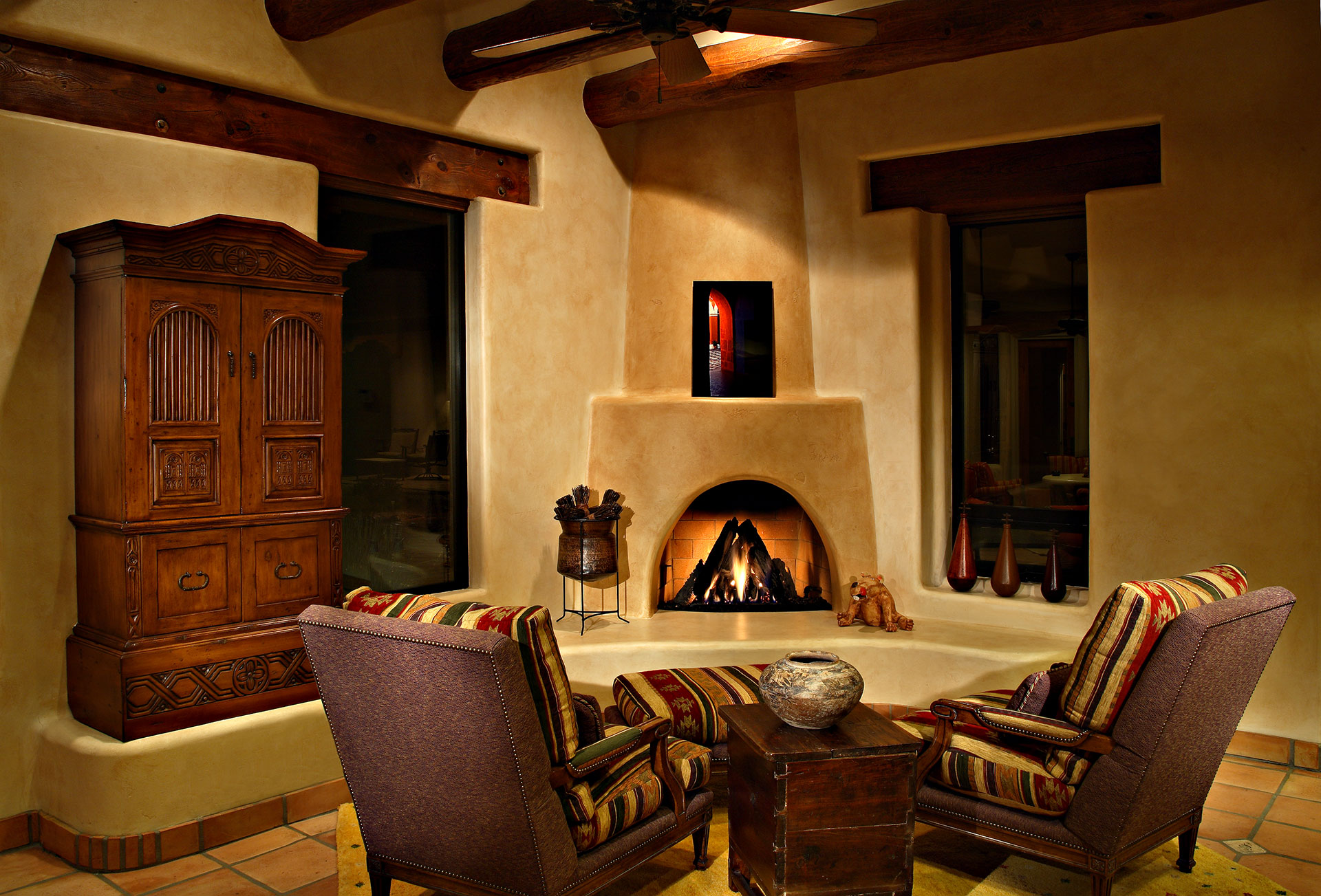 Colleen Pawling - Contemporary Southwest Seating