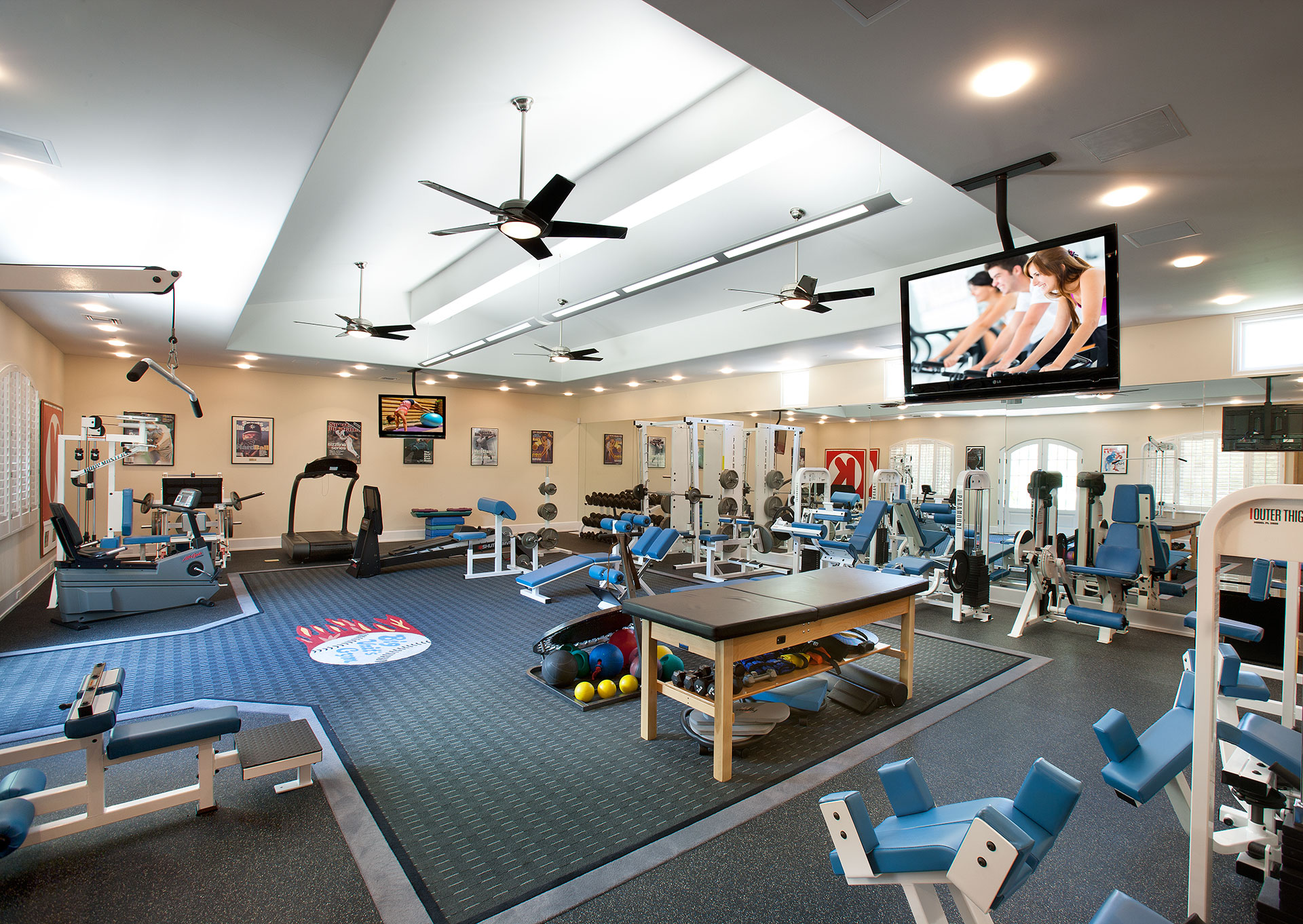 Colleen Pawling - Ultimate Gym