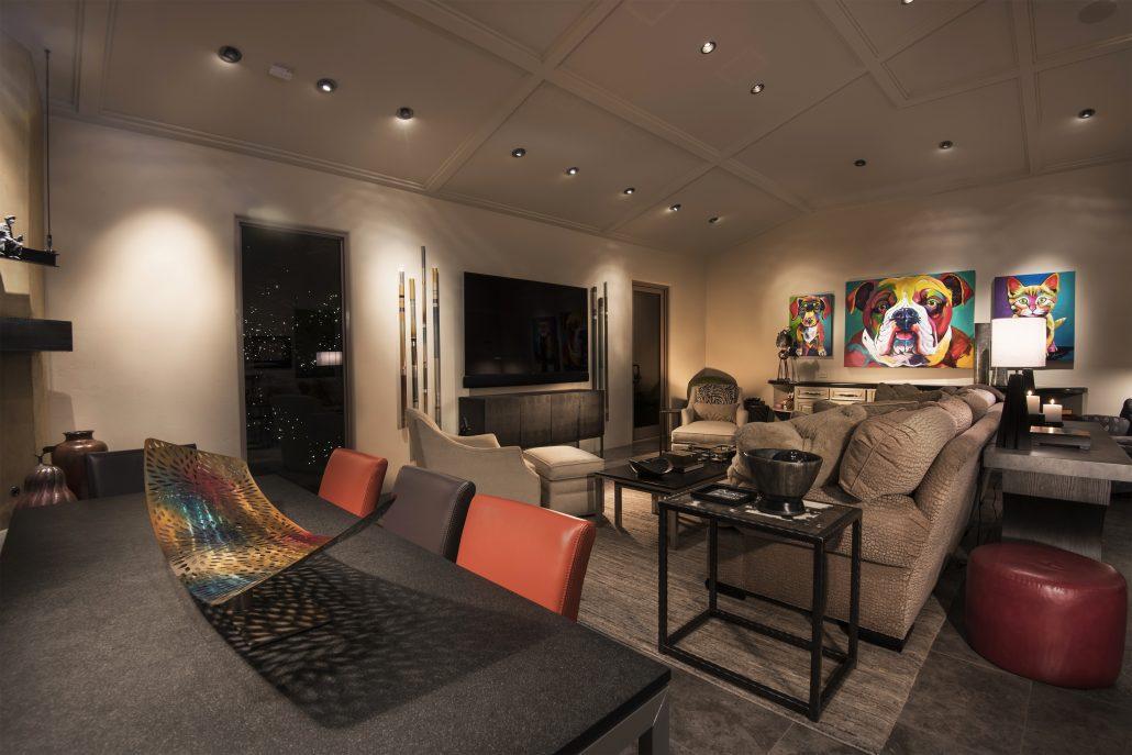 PV Residence - Living Room